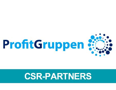 Profitgruppen logo engelsk