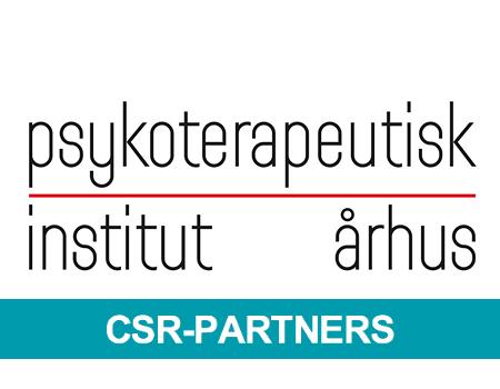 Psykoterapeutisk logo engelsk