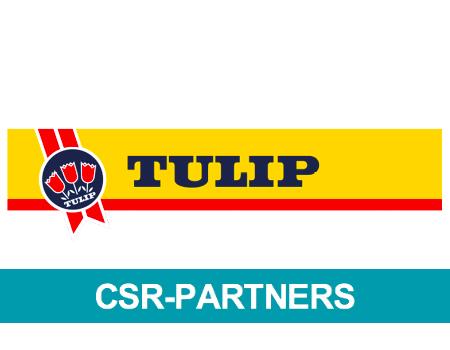 Tulip logo engelsk